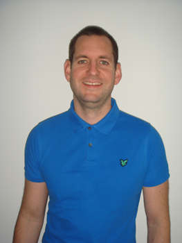 Pete Swarbrick - Manchester Chiropractor